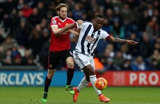 As it happened: West Bromwich Albion v Manchester United, Premier League