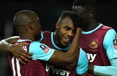 West Ham star Antonio reveals his mum stopped him from joining Tottenham