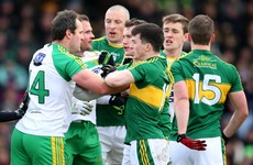 Paul Galvin defends views on sending-offs in the Tralee battle between Kerry and Donegal