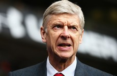 Fan unrest could hurt Arsenal title bid – Wenger