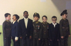 These Kerry primary school pupils acted out the Rising for a very cute short film