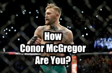 How Conor McGregor Are You?