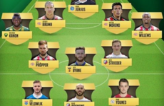 Ireland U21 star Jack Byrne named in Eredivisie Team of the Week