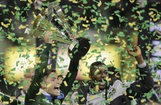 Reigning MLS champions Portland Timbers were involved in 2 of the best moments of the weekend