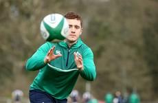 'He cracks the whip': Trimble backs Jackson to threaten Sexton in Ireland shirt