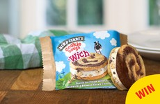 Ben & Jerry's are bringing their delish ice cream sandwiches to Ireland