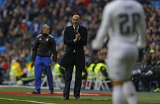 Zidane's biggest game as Real Madrid boss and this week's Champions League talking points