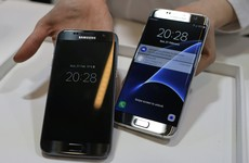 The biggest selling point for Samsung's S7 range has nothing to do with the phones