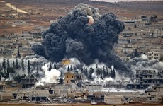 Islamic State's stronghold is holding out against coalition forces