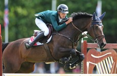 Bertram Allen secures Ireland's Olympic spot in show jumping
