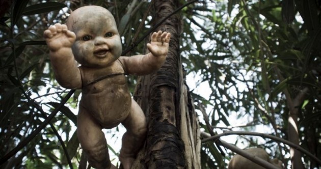 This Mexican island populated entirely with decomposing dolls is TERRIFYING