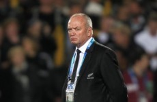 Graham Henry says he would talk to the RFU about 'development' role