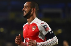 Walcott has seen instant reaction after players-only meeting at Arsenal
