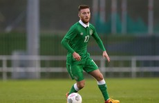 It looks like Jack Byrne won't be getting an Ireland senior call-up anytime soon