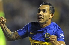 Carlos Tevez denies links with Boca hooligans after photo leak