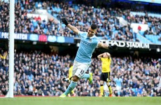 Aguero says he won't sign City contract extension because he's going home to Argentina