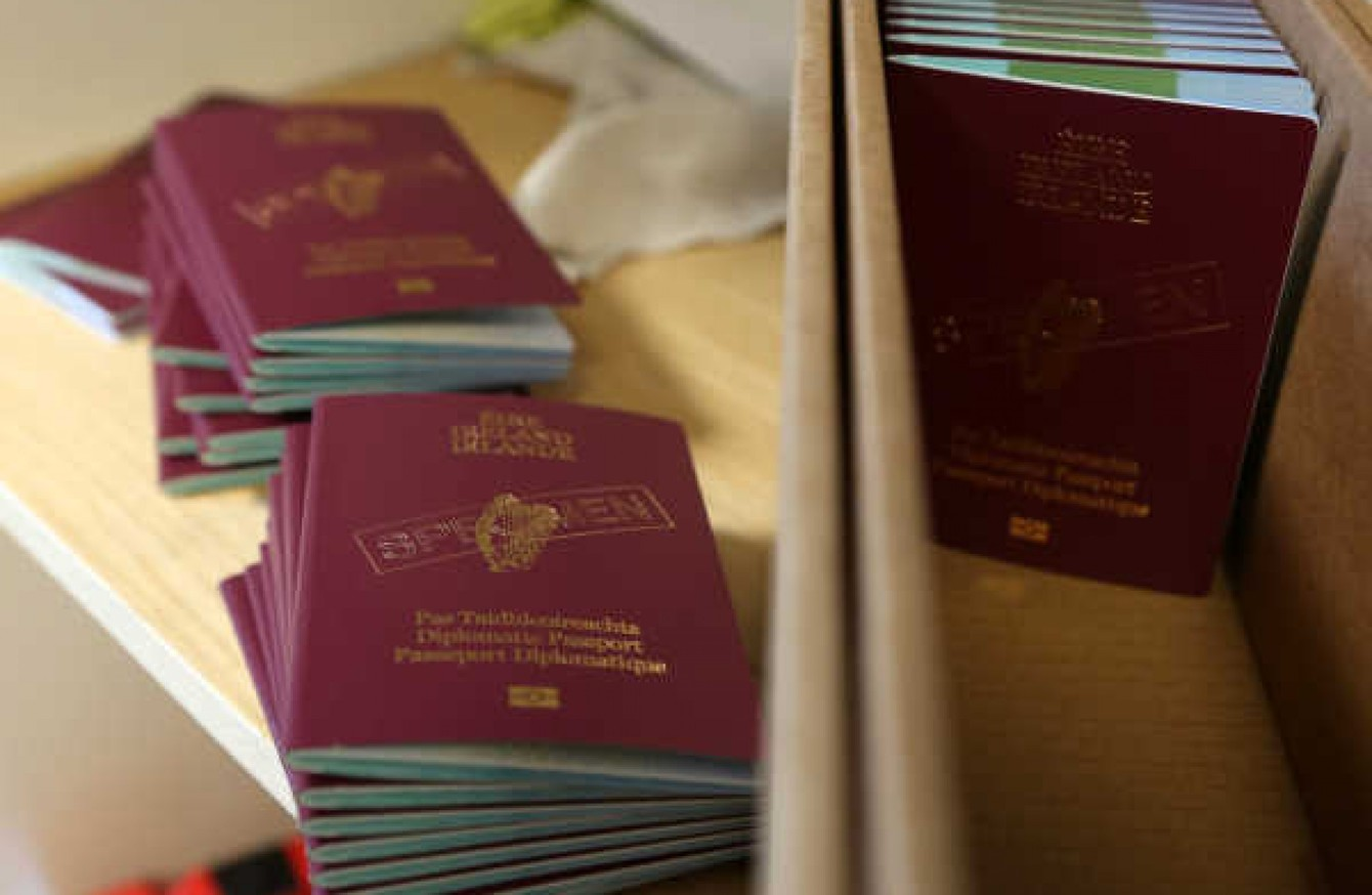 New Measures By The Passport Service Of Ireland Will Be Introduced At The  End Of The Month