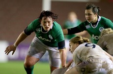 Multi-talented Lindsay Peat handed first start for Ireland Women against Italy
