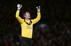 A legendary former Manchester United goalkeeper has been coaxed out of retirement