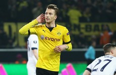 All Reus on the night for Dortmund as Spurs slump to defeat