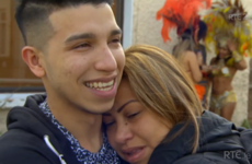 A groom reunited with his Venezuelan mammy on Don't Tell The Bride and everyone teared up