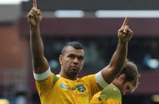'That's a huge sum of money' – Wasps closing in on Kurtley Beale