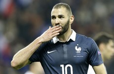 Benzema available for Euro 2016 as legal restrictions over sextape case are lifted