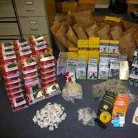 �40k of counterfeit phones, games and software seized in Knocklyon