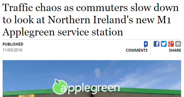 Here's a new candidate for the most Irish headline of all time