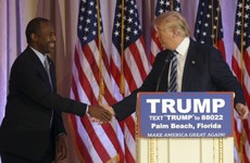 Former rival Ben Carson endorses Trump for US presidency
