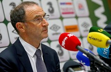 O'Neill rules out Delaney return in favour of blooding youth, invites U21 stars to train