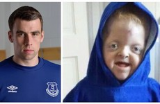 Seamus Coleman proves he's an all-round good guy with generous donation to young Everton fan