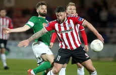 Mark Farren remembered as 10-man Cork slip up against the Candystripes