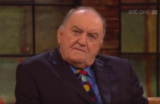 George Hook says he 'absolutely regrets' threatening to sue Johnny Sexton