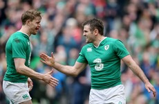Schmidt buoyed by Ireland's attack after 'depressing' Six Nations