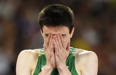 Mark English's Olympic preparations hit as ankle injury forces him out of World Indoors