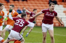 Tyrone on brink of promotion, Derry and Laois share six goals as Galway peg Armagh back