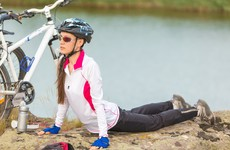 The 10-minute stretching routine all cyclists should do