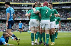 'The standard is getting better' – Heaslip says Six Nations is on the rise