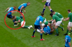 Analysis: Fear of Schmidt drives Heaslip to finish Ireland's try of the season