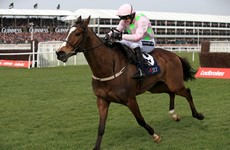 Vautour in late switch from Cheltenham Gold Cup to Ryanair Chase