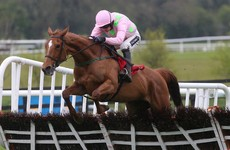 Annie Power wins the 2016 Champion Hurdle