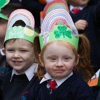 Your photos: Children share their hopes and dreams as Ireland marks its Proclamation Day