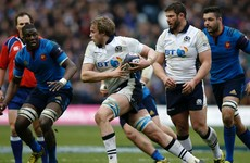 Scotland lose Gray and Denton to injury ahead of Dublin trip