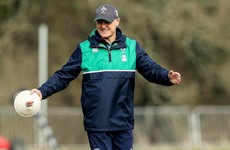 Schmidt ponders switches but Ireland XV may be unchanged for Scotland