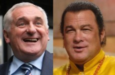 Column: Cardinal Rules – On Bertie Ahern vs Steven Seagal