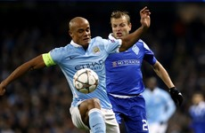 As it happened: Man City v Dynamo Kiev, Champions League