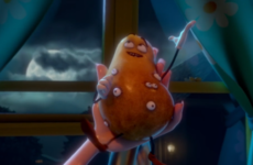 The unfortunate Irish potato stole the show in Seth Rogen's new trailer