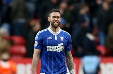 This brilliant strike from Ireland's Daryl Murphy boosted Ipswich's promotion bid tonight
