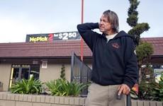 Homeless man gets $100k reward for helping police capture fugitives